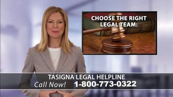 Onder Law Firm TV Spot, 'Tasigna Legal Helpline: Free Case Review'