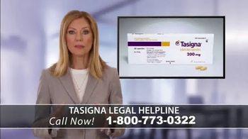 Onder Law Firm TV Spot, 'Tasigna Legal Helpline: Free Case Review' - Thumbnail 1