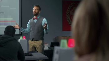 Columbia College TV Spot, 'Truition: Night Class' - Thumbnail 5