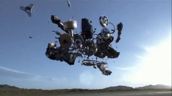 AAMCO Transmissions TV Spot, '800 Pieces'