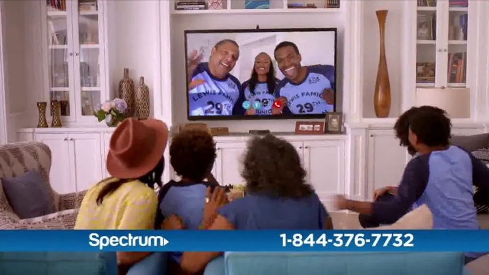 Spectrum Commercial Home Featuring Tamera Mowry Housley Ispot