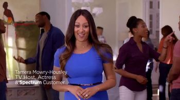 Spectrum TV Spot, 'Home' Featuring Tamera Mowry-Housley - Thumbnail 2