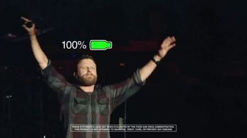5 Hour Energy TV Spot, 'Back to 100 Percent' Featuring Dierks Bentley