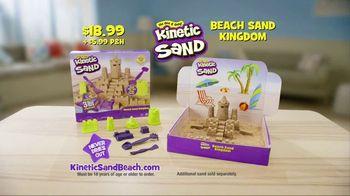 Kinetic Beach Sand Kingdom TV Spot, 'Squeezy Good' - Thumbnail 7