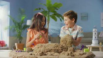 Kinetic Beach Sand Kingdom TV Spot, 'Squeezy Good' - Thumbnail 3