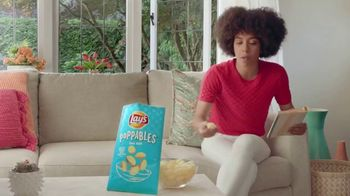 Lay's Poppables TV Spot, 'Thanks for Sharing'