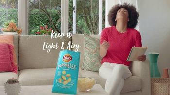 Lay's Poppables TV Spot, 'Thanks for Sharing' - Thumbnail 2