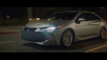 2019 Toyota Avalon TV Spot, 'Trojan Horse' [T1] - Thumbnail 3