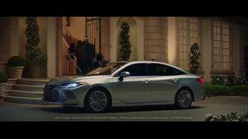 2019 Toyota Avalon TV Spot, 'Trojan Horse' [T1] - Thumbnail 4