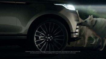 2018 Range Rover Velar TV Spot, 'Respect' [T1] - Thumbnail 3