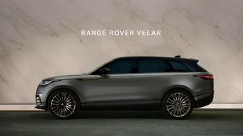 2018 Range Rover Velar TV Spot, 'Respect' [T1]