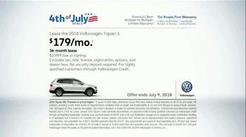 Volkswagen 4th of July Deals TV Spot, 'Smile' [T2] - Thumbnail 10