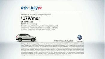 Volkswagen 4th of July Deals TV Spot, 'Smile' [T2] - Thumbnail 9