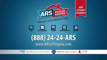 ARS Rescue Rooter TV Spot, 'Energy Efficient' - Thumbnail 3