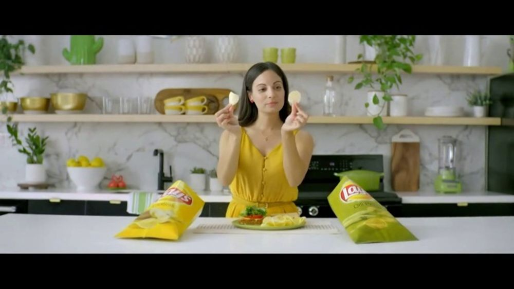 Lay's TV Commercial, 'Sandwich' - Video