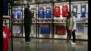 American Express TV Spot, 'Jersey Assurance' Featuring Shaquille O'Neal - 20 commercial airings