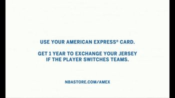 American Express TV Spot, 'Jersey Assurance' Featuring Shaquille O'Neal - Thumbnail 9