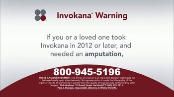 Sokolove Law TV Spot, 'Invokana Amputations' - Thumbnail 2