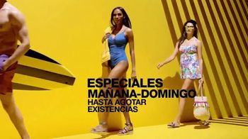 Macy's Black Friday en Julio TV Spot, 'Trajes de baño y trajes' [Spanish]