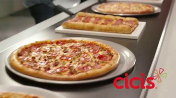 CiCi's Pizza TV Spot, 'Value' - Thumbnail 6