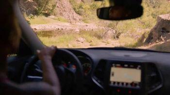 2019 Jeep Cherokee TV Spot, 'American Ninja Warrior: Rock Climbing' [T1] - Thumbnail 6