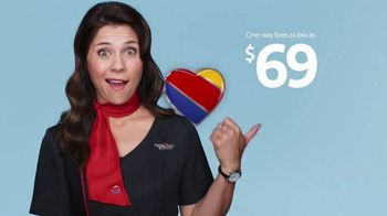 Southwest Airlines Fall Travel Sale TV Spot, 'Fill the Rest of Your Year' - Thumbnail 7