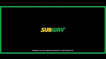 Subway Signature Wraps TV Spot, 'Comer a besos' [Spanish] - Thumbnail 10