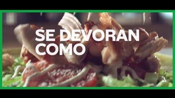 Subway Signature Wraps TV Spot, 'Comer a besos' [Spanish] - Thumbnail 5