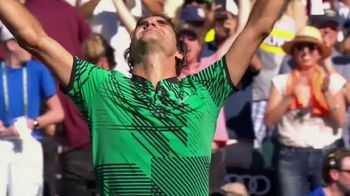 Rolex TV Spot, 'Leaving a Legacy' Featuring Roger Federer - Thumbnail 7