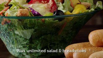 Olive Garden Lasagna Mia TV Spot, 'Urgency' - Thumbnail 6