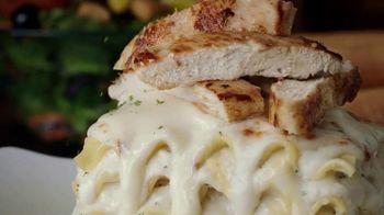 Olive Garden Lasagna Mia TV Spot, 'Urgency' [Spanish] - Thumbnail 2