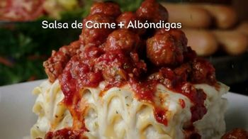 Olive Garden Lasagna Mia TV Spot, 'Urgency' [Spanish] - Thumbnail 5