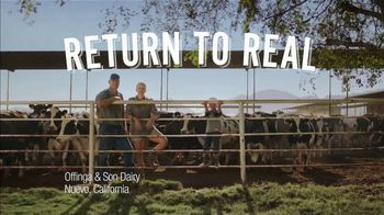 Real California Milk TV Spot, 'Return to Real: Artisanal' - Thumbnail 7