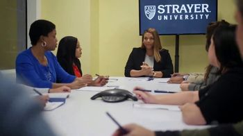 Strayer University TV Spot, 'My Story' Featuring Queen Latifah - Thumbnail 7