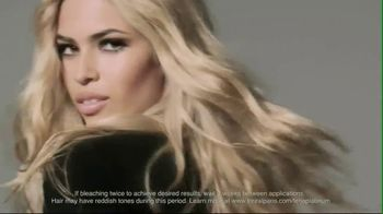 L'Oreal Paris Féria Absolute Platinum TV Spot, 'Lighten Up'