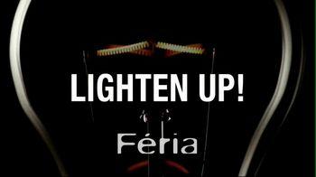 L'Oreal Paris Féria Absolute Platinum TV Spot, 'Lighten Up' - Thumbnail 1