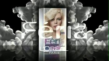L'Oreal Paris Féria Absolute Platinum TV Spot, 'Lighten Up'