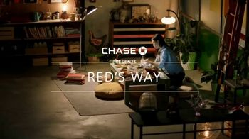 JPMorgan Chase QuickPay TV Spot, 'Red's Way' Featuring Red Hong Yi - Thumbnail 1
