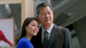 JPMorgan Chase QuickPay TV Spot, 'Red's Way' Featuring Red Hong Yi