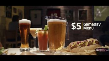 Buffalo Wild Wings $5 Gameday Menu TV Spot, 'Escape to Football: Principal' - 345 commercial airings