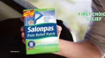 Salonpas Pain Relief Patch Large TV Spot, 'First Choice' - Thumbnail 9