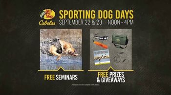 Bass Pro Shops Sporting Dog Days TV Spot, 'Tradition' - Thumbnail 10