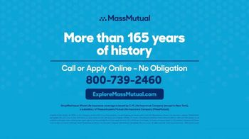 MassMutual Simplified Issue Whole Life Insurance TV Spot, 'Final Expenses' - Thumbnail 10