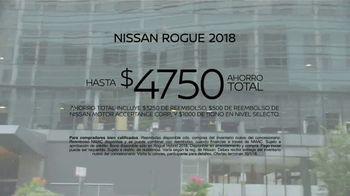 2018 Nissan Rogue TV Spot, 'Proteger lo más importante' [Spanish] [T2] - Thumbnail 6
