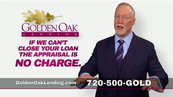 Golden Oak Lending TV Spot, 'No Mortgage Payments'