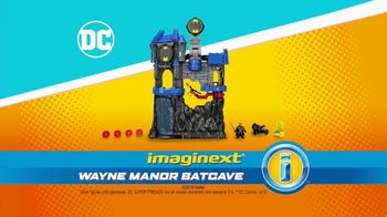 Imaginext Wayne Manor Batcave TV Spot, 'Help Batman Save Wayne Manor From the Joker!' - Thumbnail 9