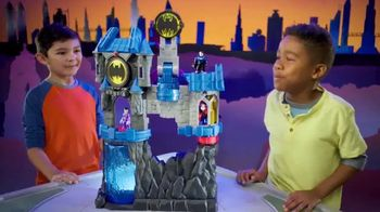 Imaginext Wayne Manor Batcave TV Spot, 'Help Batman Save Wayne Manor From the Joker!' - Thumbnail 3