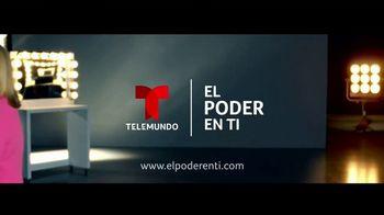 Telemundo TV Spot, 'El poder en ti: protesta' con Ana María Polo [Spanish] - Thumbnail 8