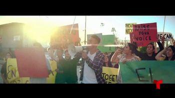 Telemundo TV Spot, 'El poder en ti: protesta' con Ana María Polo [Spanish] - Thumbnail 2