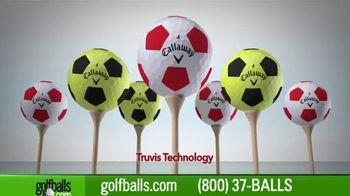 Golfballs.com TV Spot, 'Callaway Golf Balls With Free Personalization' - Thumbnail 1